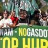 Gasdotto, la manifestazione a Sulmona e una nota della SNAM
