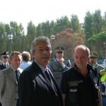 Chiodi alla Protez civile Giulianova ott 09