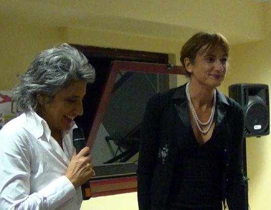 Vladimir Luxuria e Paola Concia