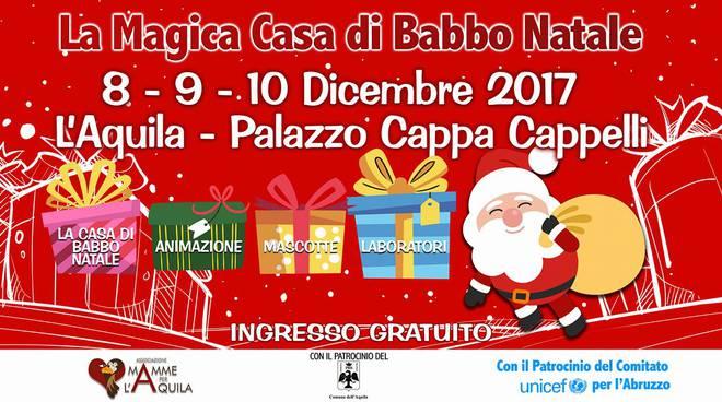 Capodanno A Casa Di Babbo Natale.Natale A Fonte Cerreto Capodanno Con Neri Per Caso E Band Aquilana